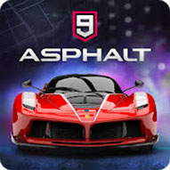 دانلود بازی Asphalt 9